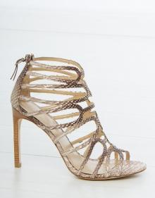 LOOPDE crossed-strap sandals STUART WEITZMAN
