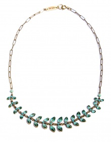 Brass colored necklace ISABEL MARANT