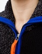 moda-50 Cardigan cremallera tricolor T BY ALEXANDER WANG