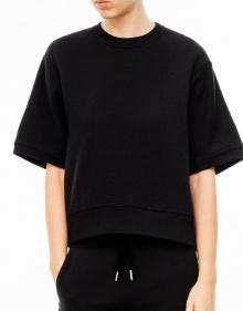 Over sweatshirt - black T BY ALEXANDER WANG