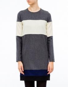 Striped coloured dress UKE