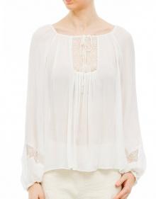 Lace silk shirt VANESSABRUNO