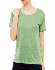 Linen t-shirt AMERICAN VINTAGE