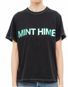 Camiseta mc Mint Hime GOLDEN GOOSE DELUXE BRAND