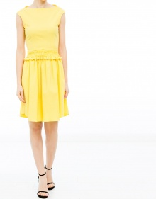 Flared dress CARVEN
