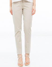 Cotton  pants - grey JOSEPH