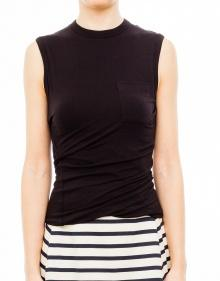 Creppe top jersey T BY ALEXANDER WANG