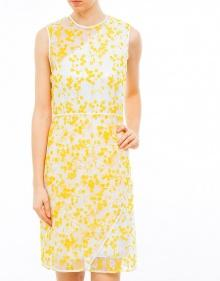 Paillettes and embroidery dress CARVEN