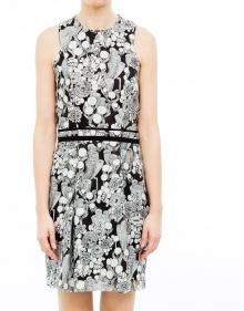 Submarine dress CARVEN