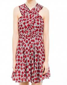 Roses dress THE KOOPLES