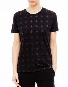 T-shirt estrellas a tono THE KOOPLES