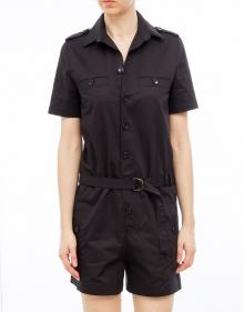 Short jumpsuit with belt A.P.C.