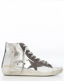 Sneaker FRANCY SILVER METAL