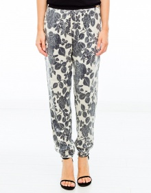 Sequin pants TWIN-SET