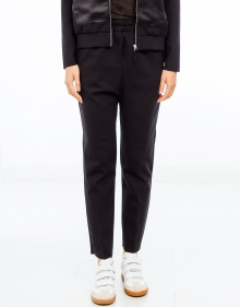 Neoprene pocket pants TWIN-SET