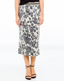 Falda flores paillette TWIN-SET