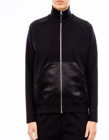 Thin neoprene jacket TWIN-SET