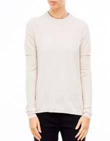 Jersey cashmere - ecru TWIN-SET