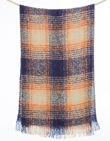 Checkered scarf TWIN-SET