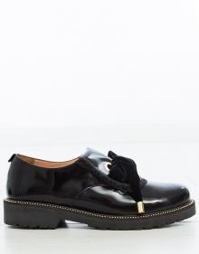Zapato cordón teciopelo TWIN-SET