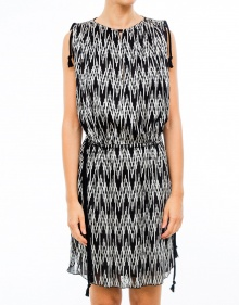 GALISE - Jacquard dress ISABEL MARANT