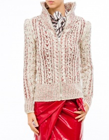 EASLEY - Knitted cardigan ISABEL MARANT