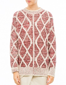 ELLIOT colourful knitted over jumper ISABEL MARANT