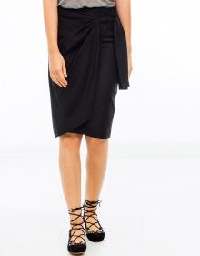 NATACHA knee skirt knot ISABEL MARANT ETOILE