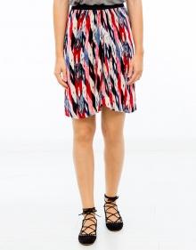 LINORE velvet printed skirt  ISABEL MARANT ETOILE