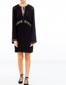 Jewelled dress THE KOOPLES