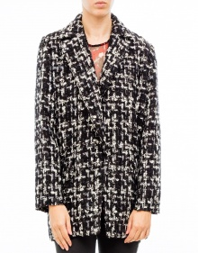 Bicolor knitted coat  IRO