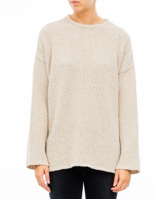 Over vigoreaux jumper - Beig IRO