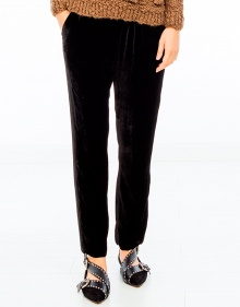 C/Pantalón velvet-Negro MASSCOB