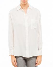 Printed silk shirt MASSCOB