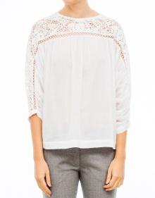 Camisa guipour-Blanco MASSCOB