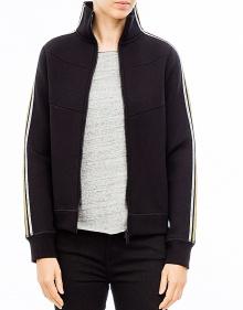 Neoprene lurex striped jacket ZADIG & VOLTAIRE
