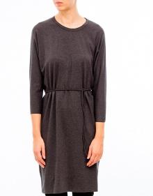 Silk long modal dress  AMERICAN VINTAGE