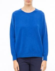 Knitted elastane basic jumper AMERICAN VINTAGE