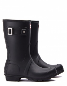 Wellington short boots HUNTER