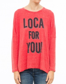 Ml Loca For You THE HIP TEE