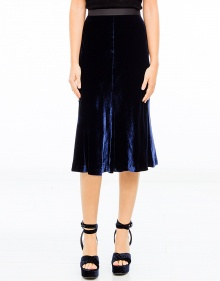 Velvet skirt T BY ALEXANDER WANG