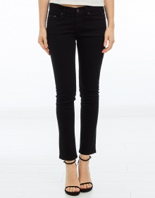 Capri skinny jeans - black RAG & BONE