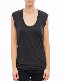 C/KENTOW T-shirt sm negro ISABEL MARANT ETOILE
