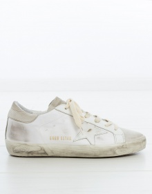 Sneaker superstar snow GOLDEN GOOSE DELUXE BRAND