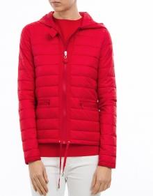Fine down jacket - red TWIN-SET