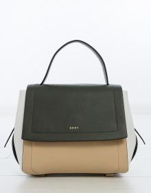 Bolso mediano tricolor DKNY