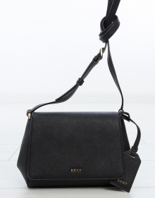 Mini crossbody bag - black