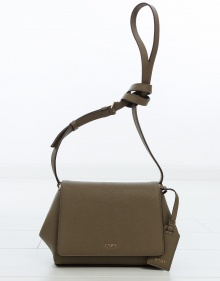 Mini crossbody bag - khaki