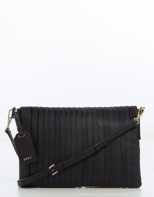 Bolso crossbody pliegues DKNY