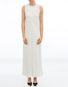Rayon long dress DKNY